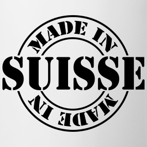 made_in_suisse_m1 Tee shirts - Tasse