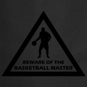 beware of the basketball master T-Shirts - Kochschürze