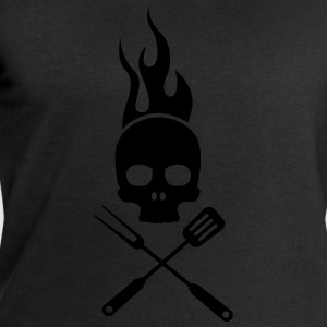 bbq T-Shirts - Men's Sweatshirt by Stanley & Stella