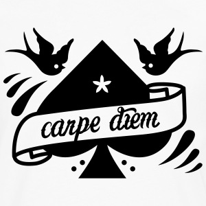 carpe diem T-Shirts - Men's Premium Longsleeve Shirt