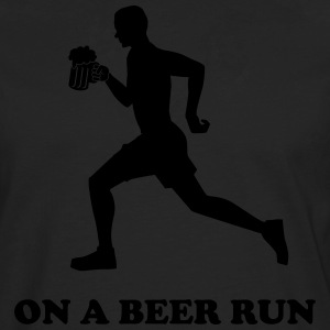 On a Beer Run T-Shirts - Men's Premium Longsleeve Shirt