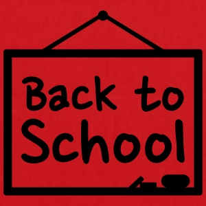 Back to school T-Shirts - Stoffbeutel