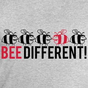 Différents Logo Lustiges Bee Tee shirts - Sweat-shirt Homme Stanley & Stella