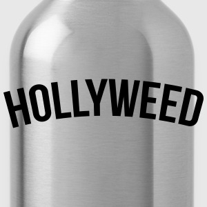 Hollyweed T-Shirts - Trinkflasche
