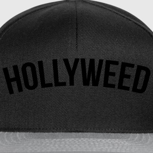 Hollyweed Tee shirts - Casquette snapback