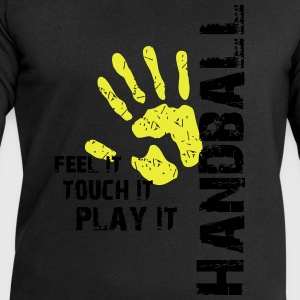 Handball - feelt it, touch it, play it - Männer Sweatshirt von Stanley & Stella