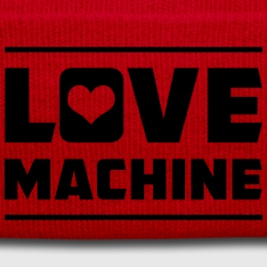 Love Machine T-Shirts - Winter Hat