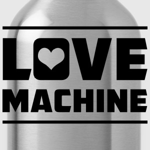 Love Machine T-Shirts - Water Bottle