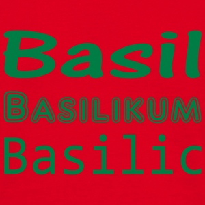 Basil Bags & Backpacks - Men's T-Shirt
