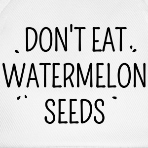 Watermelon Seeds T-Shirts - Baseballkappe