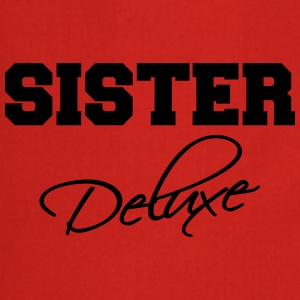 Sister deluxe T-Shirts - Cooking Apron