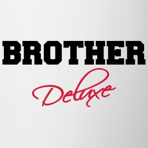 Brother Deluxe T-shirts - Kop/krus