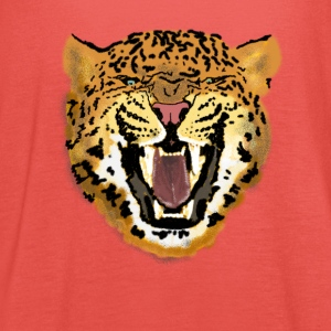 leopard T-Shirts - Women's Tank Top by Bella