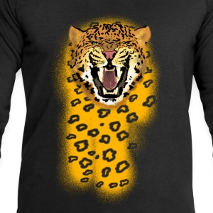 leopard T-Shirts - Men's Sweatshirt by Stanley & Stella