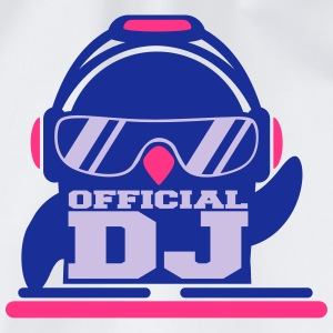 Pinguin Official DJ Mischpult T-Shirts - Turnbeutel