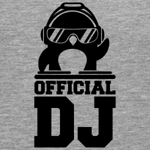 Penguin official deejay mixer T-Shirts - Men's Premium Longsleeve Shirt