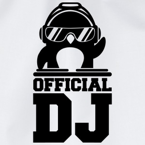 Pinguin Official Deejay Mischpult T-Shirts - Turnbeutel