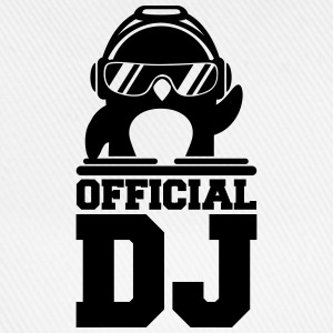 Penguin official deejay mixer T-Shirts - Baseball Cap