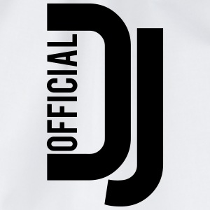 Official Deejay Logo T-Shirts - Turnbeutel
