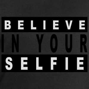 Believe in your selfie Tee shirts - Sweat-shirt Homme Stanley & Stella