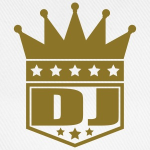 DJ Deejay Star King Banner T-Shirts - Baseball Cap