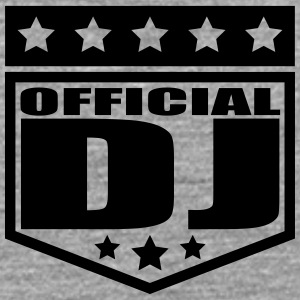 Deejay DJ Star Banner Tee shirts - T-shirt manches longues Premium Homme