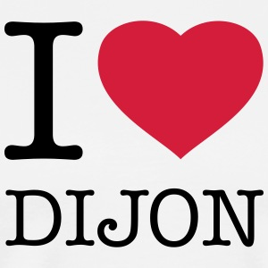 I LOVE DIJON - Men's Premium T-Shirt