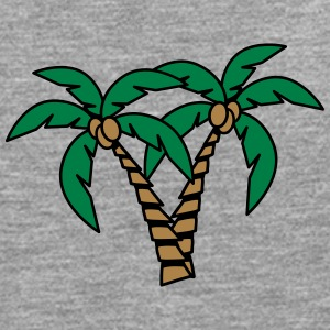 Palm tree coconut group T-Shirts - Men's Premium Longsleeve Shirt