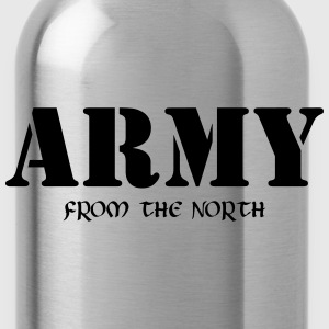 Army from the north Pullover & Hoodies - Trinkflasche