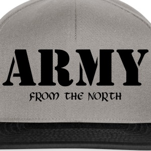 Army from the north Pullover & Hoodies - Snapback Cap