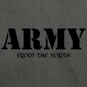 Army from the north Pullover & Hoodies - Schultertasche aus Recycling-Material