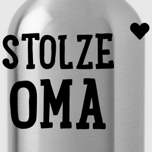 Stolze Oma T-Shirts - Trinkflasche