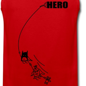 Hero T-Shirt - Männer Premium Tank Top
