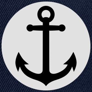 anchor ancre Tee shirts - Casquette snapback