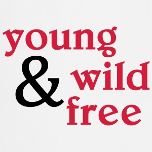 young, wild and free T-paidat - Esiliina