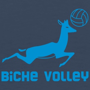Biche Volley - Fair Wear débardeur Premium - T-shirt Premium Homme