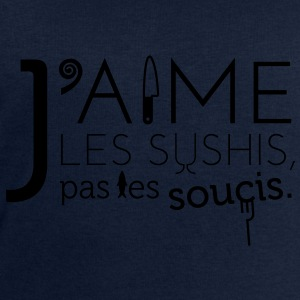 J'aime les Sushis - Sweat-shirt Homme Stanley & Stella