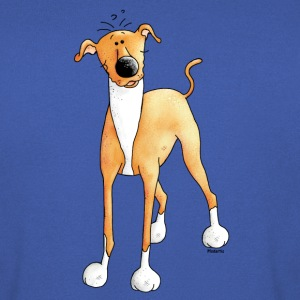 Funny Greyhound - Dog - Dogs Shirts - Men's Sweatshirt