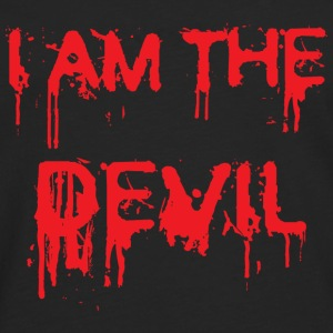 I am the Devil ! T-shirts - Mannen Premium shirt met lange mouwen