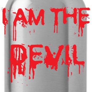 I am the Devil ! T-shirts - Drinkfles
