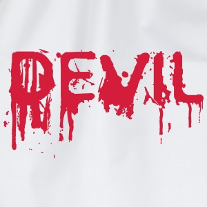 Devil T-shirts - Gymnastikpåse