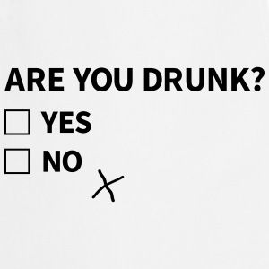 are you drunk er du drukket Gensere - Kokkeforkle