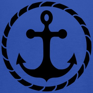 anchor T-Shirts - Women's Tank Top by Bella