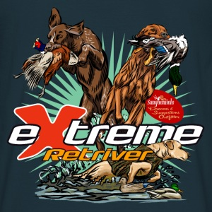 extreme_retriever Hoodies & Sweatshirts - Men's T-Shirt