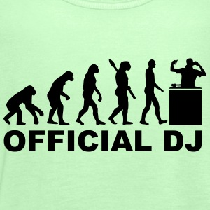 Official DJ T-Shirts - Frauen Tank Top von Bella