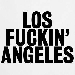 Los fuckin' Angeles T-shirts - Keukenschort