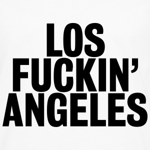 Los fuckin' Angeles Tee shirts - T-shirt manches longues Premium Homme