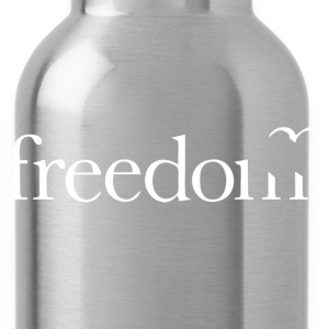 Freedom (dark) T-Shirts - Water Bottle