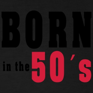 Born in the 50´s Tops - Männer Premium T-Shirt