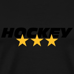 Hockey Sweatshirts - Herre premium T-shirt